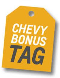 chevy bonus tag progressive