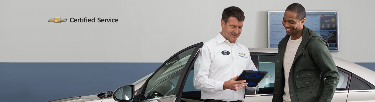 Quirk Chevrolet service specials and coupons in Manchester NH