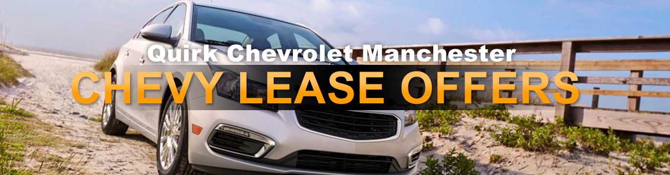 Chevrolet Lease And Finance Offers In Manchester NH | Quirk Chevrolet In  Manchester
