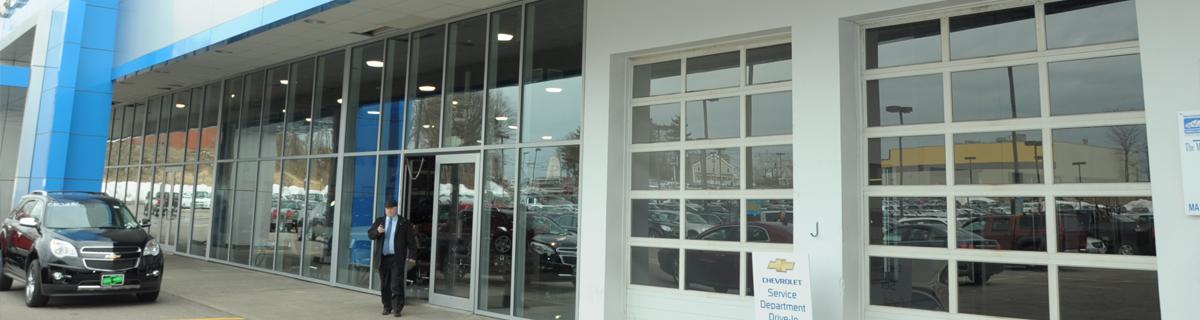 quirk Chevrolet service center