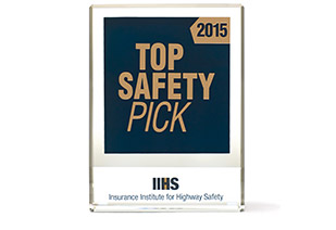 New Chevrolet Volt iihs top safety pick Quirk Chevy NH