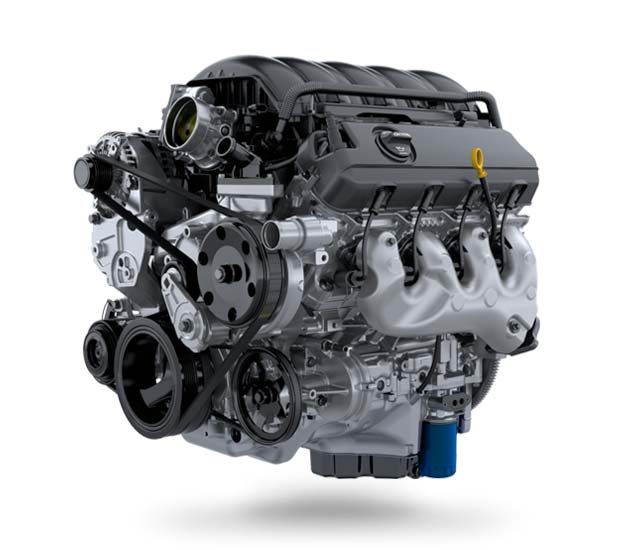 New Chevrolet Silverado 1500 engine Quirk Chevy NH