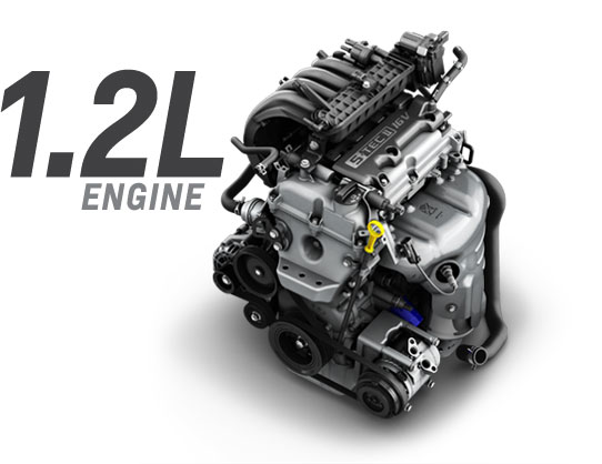 New Chevrolet Spark 1.2L engine Quirk Chevy NH