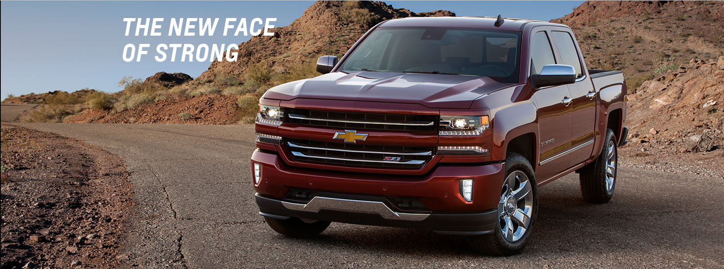 The all new 2016 Chevrolet Silverado   Quirk Chevrolet in Manchester, NH