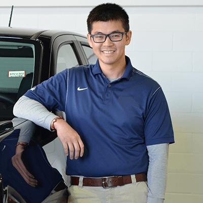 Quirk Chevrolet Service Advisor