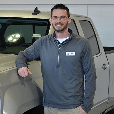 Chevrolet Service Advisor