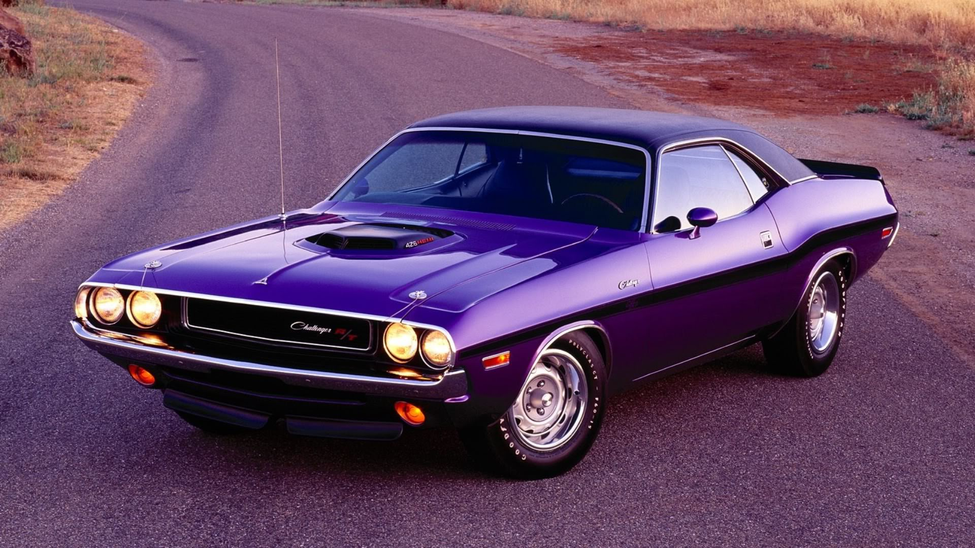 Blast From The Past: Dodge Brings Back Plum Crazy