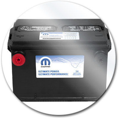 Mopar Chrysler jeep battery Services