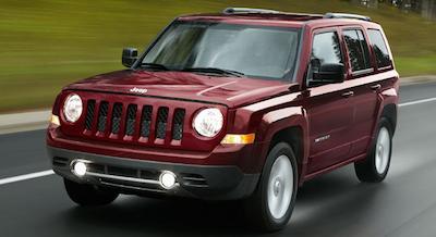 Jeep dealer near Boston