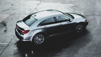 Chrysler dealer serving Boston