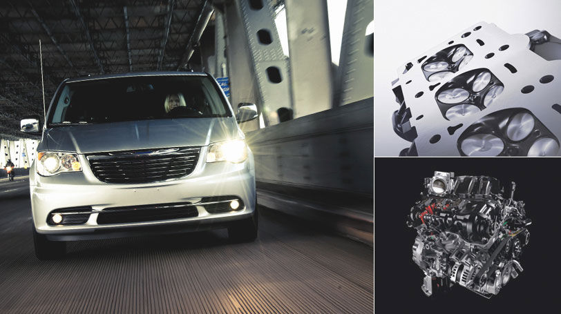 New 2015 Chrysler Town and Country Engine | Quirk Chrysler Dodge Jeep Ram