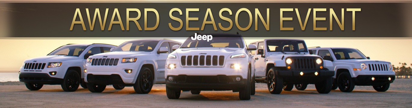 Jeep Award Season Event in Boston