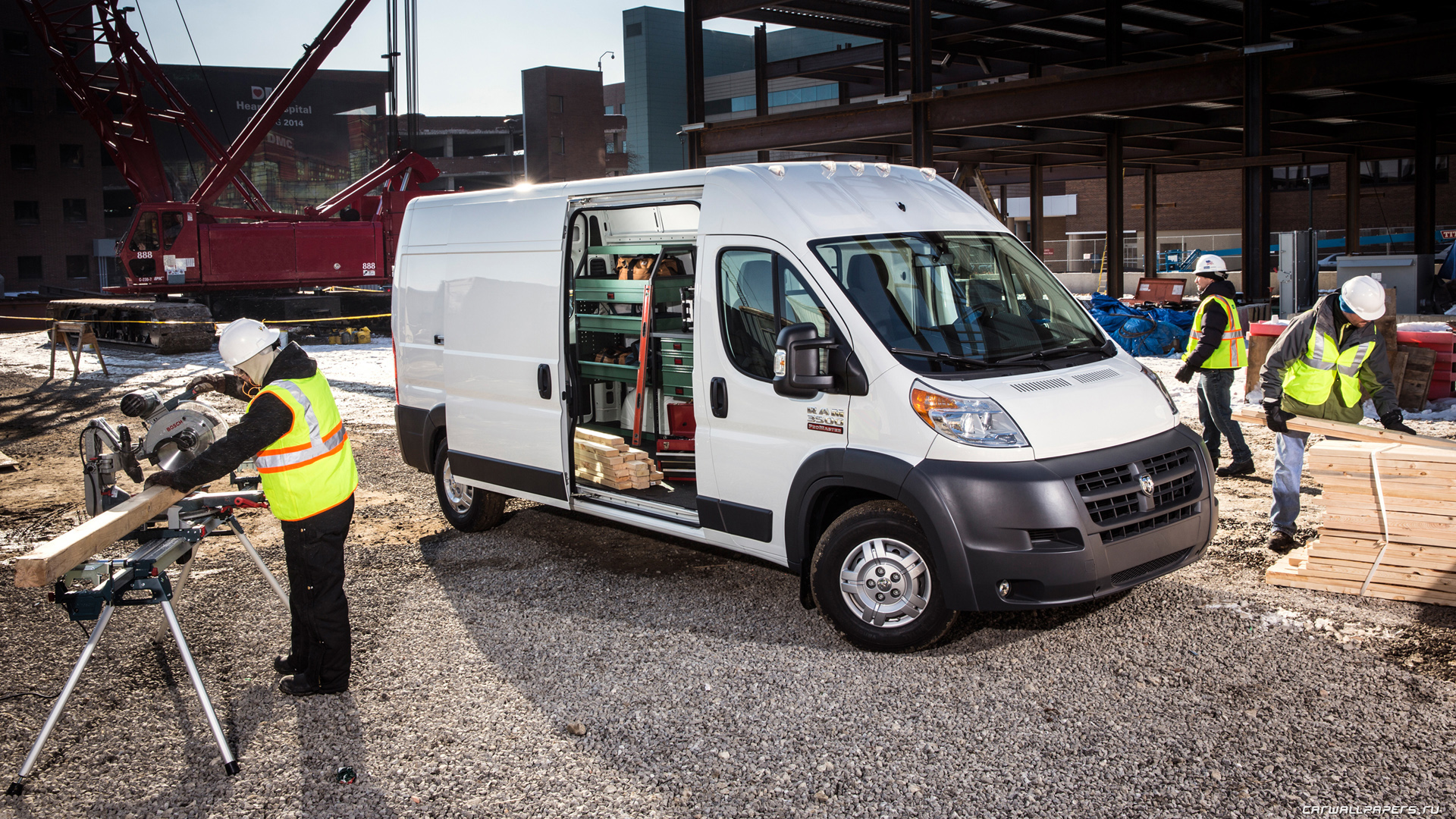 New 2015 Ram Promaster Deals And Lease Offers