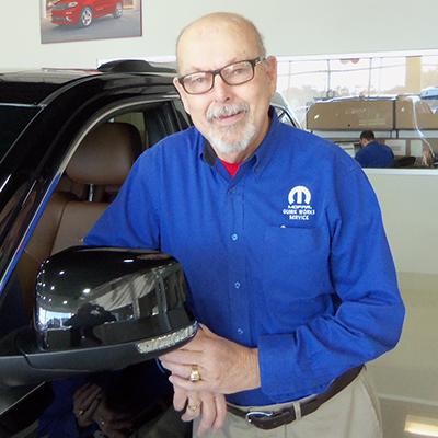 Mopar Service Advisor | Quirk Chrysler Dodge Jeep Ram Service