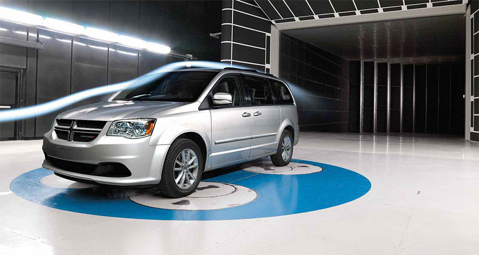 New Dodge Grand Caravan performance