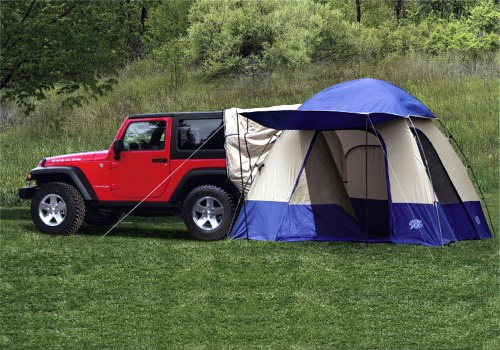 2015 Jeep Wrangler & Camping With Your 2015 Jeep Wrangler