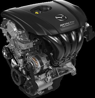 Mazda 2.5L engine 02