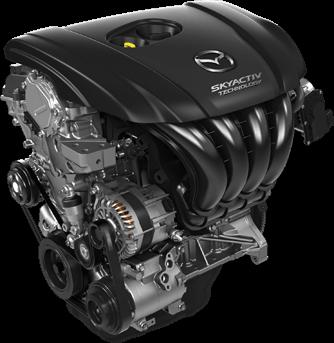 Mazda 2.5L engine 03