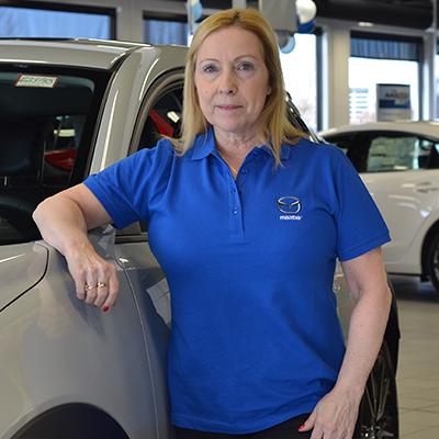 Cynthia Barter | Quincy Mazda Service Advisor