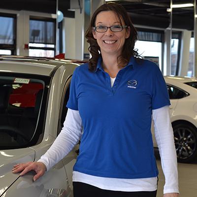 Kim Tornberg | Quincy Mazda Service Advisor