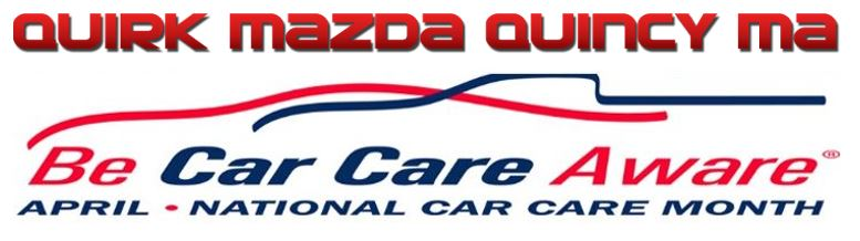 Quirk Mazda Car Care Month