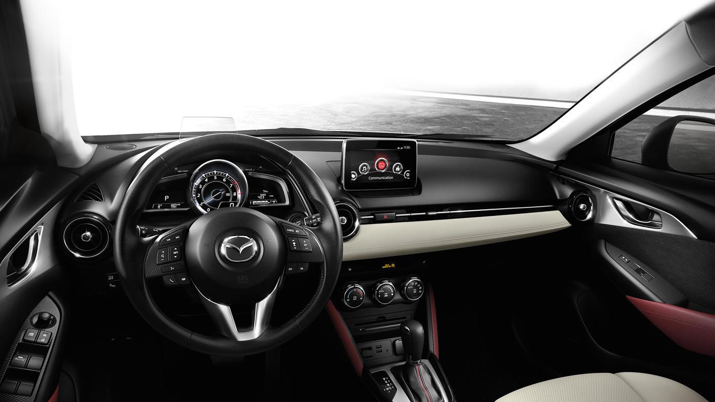 New Mazda CX-3 near Boston, MA | Quirk Mazda