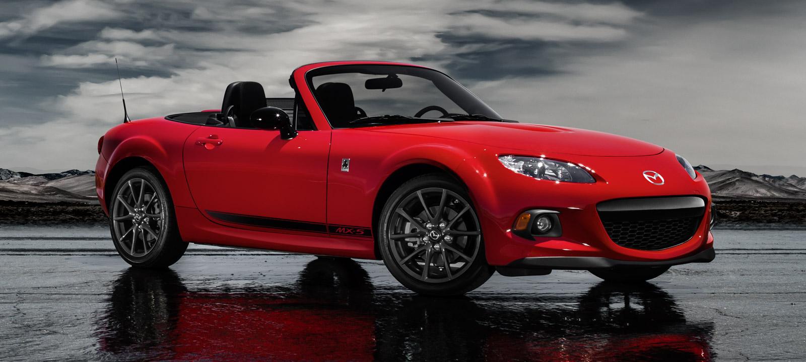 Zero Down Lease Deals >> New Mazda MX-5 Miata Deals and Lease Offers | Quirk Mazda