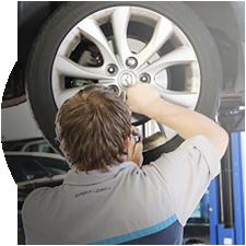 Mazda tire services