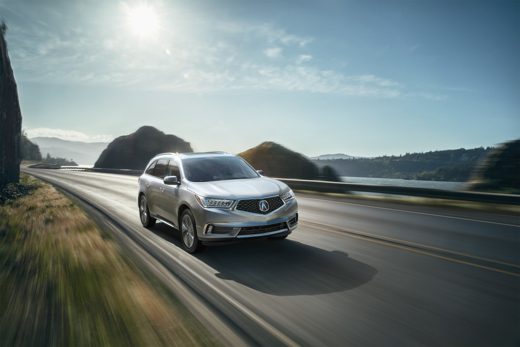 2017 MDX with Advance Package - Lunar Silver Metallic