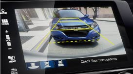 Photo of the new 2016 Honda Accord Sedan Multi-Angle Camera