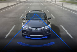 2016 Honda Accord Sedan Photo on Lane and Road Assistant Technologies