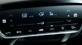 TouchScreen Climate Control