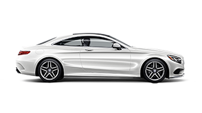 S550 4MATIC Coupe