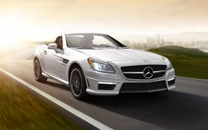 2016 Mercedes-Benz AMG® SLK55 Roadster