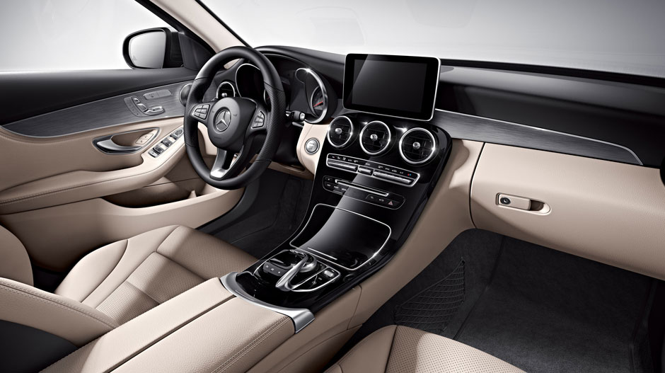 learn all about the new 2017 mercedes benz c 300 sedan rbm of alpharetta. Black Bedroom Furniture Sets. Home Design Ideas