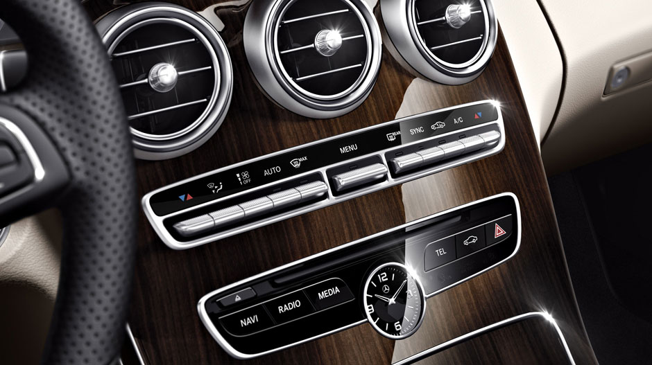 2016 Mercedes-Benz C300