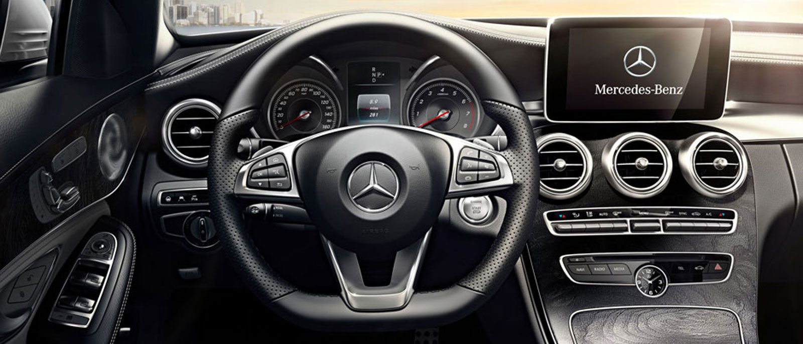 2016 mercedes benz c300 alpharetta johns creek for Mercedes benz rbm
