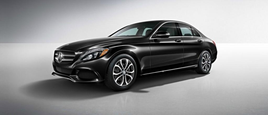2016 Mercedes-Benz C300 Sedan Lease