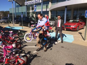 Toys for Tots drive 2015