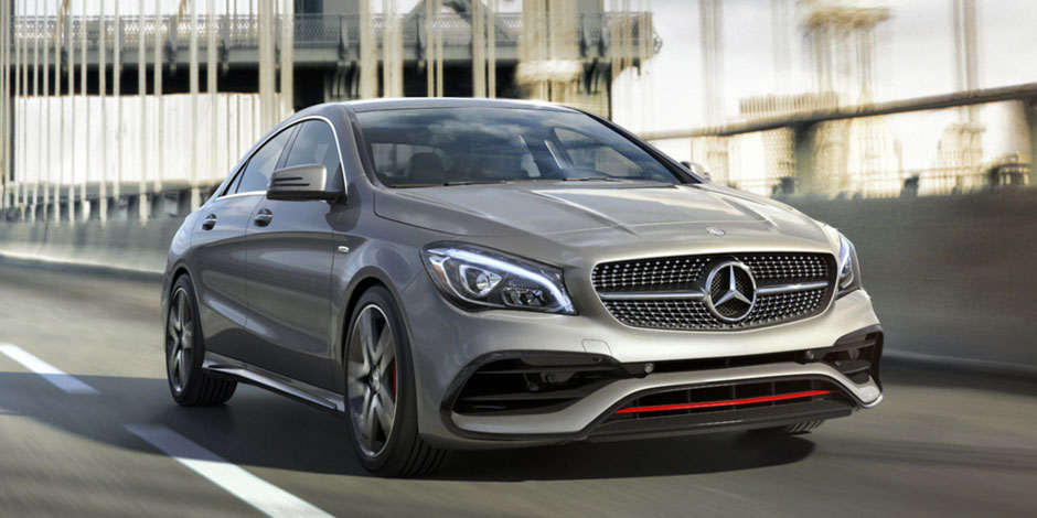 enjoy mile-after-mile luxury in the 2017 mercedes-benz cla250