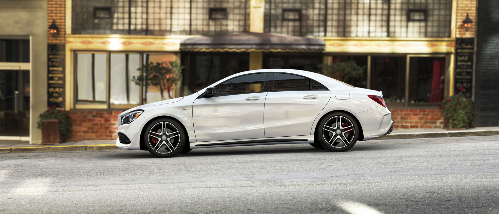 Enjoy mile after mile luxury in the 2017 mercedes benz cla250 for Mercedes benz coconut creek service