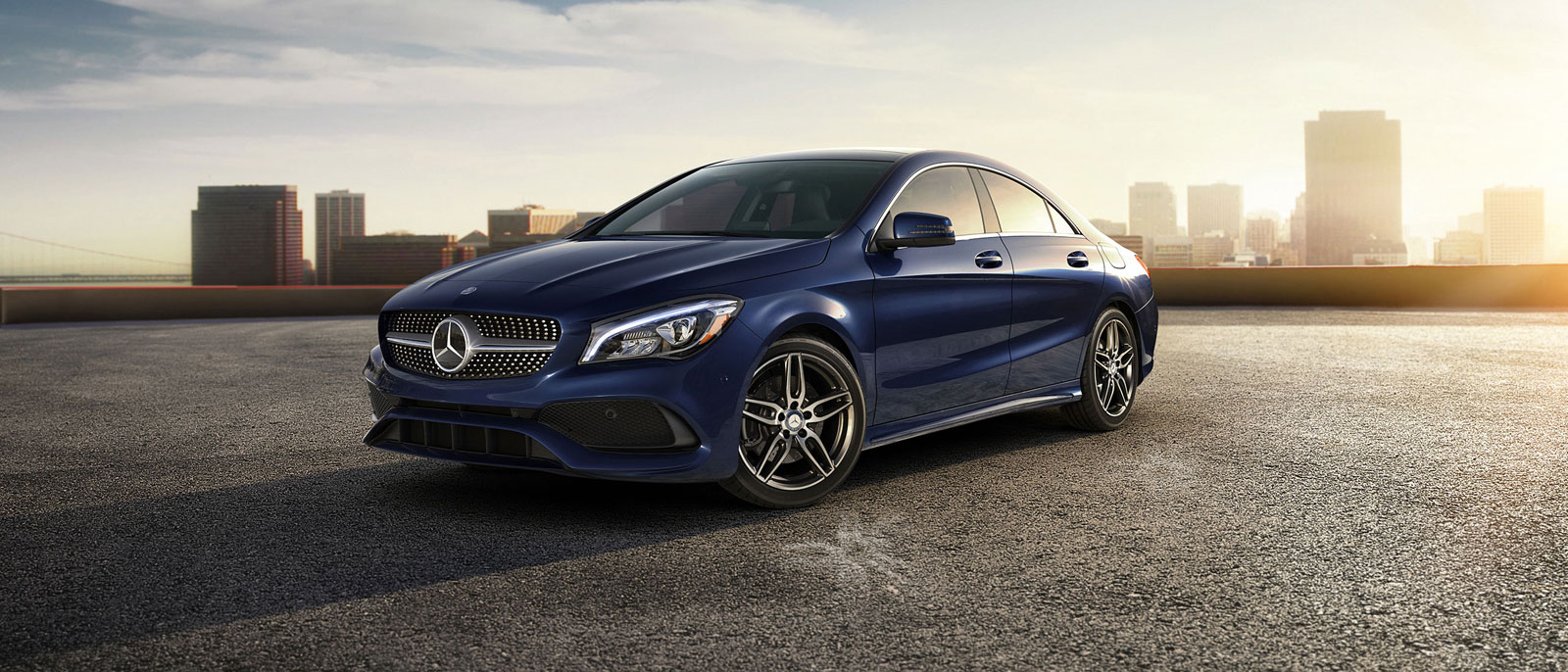 Enjoy mile after mile luxury in the 2017 mercedes benz cla250 for Mercedes benz of alpharetta