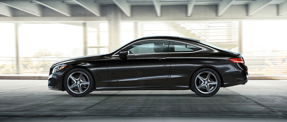 2017 Mercedes-Benz C300 Coupe Lease
