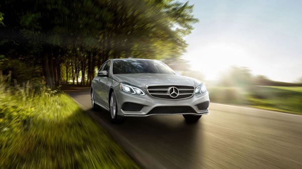 2016 Mercedes-Benz E350 4MATIC