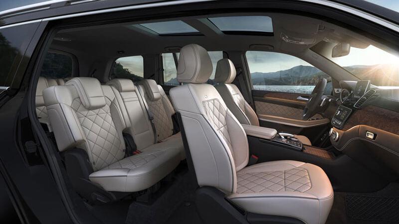 2017 Mercedes-Benz GLS SUV