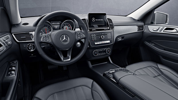 Test Drive the 2017 Mercedes-Benz GLS450 in Alpharetta