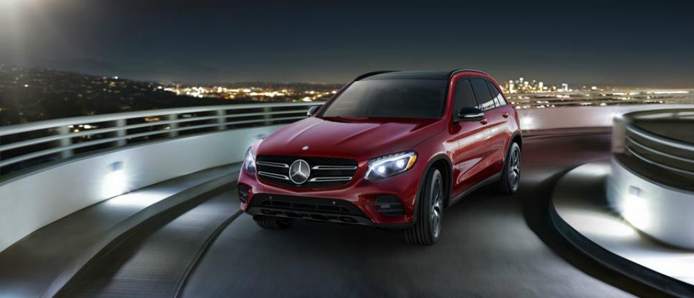 2017 Mercedes-Benz GLC300 SUV Lease