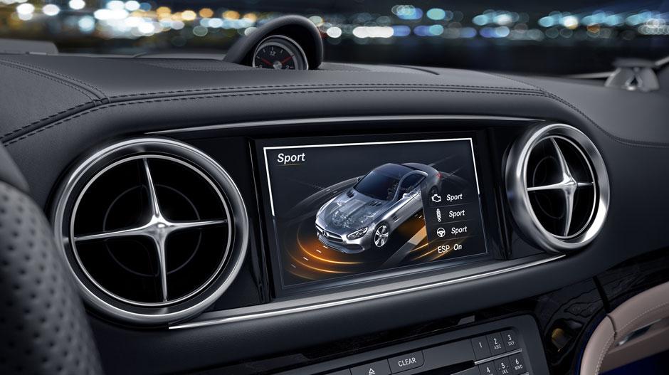 2017 Mercedes-Benz SL