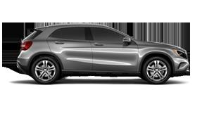 GLA250 4MATIC SUV