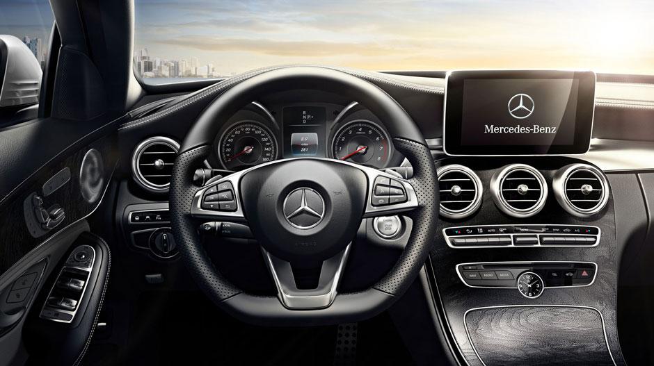 2017 Mercedes-Benz C-Class Coupe